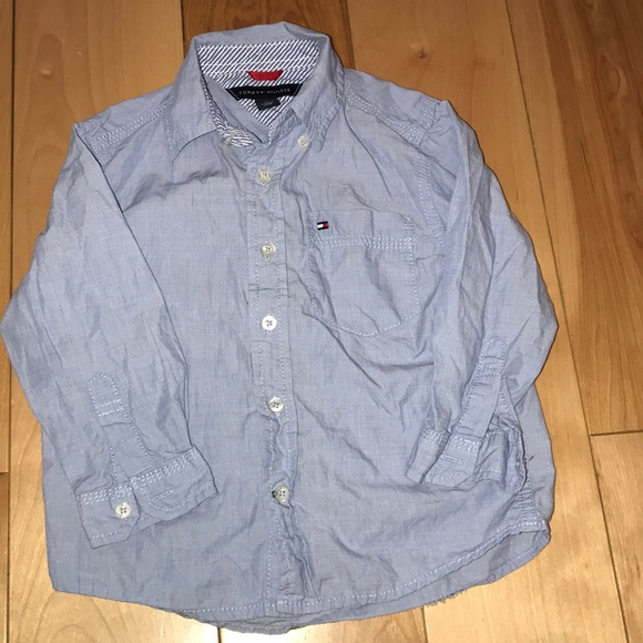 Tommy Hilfiger Other - Tommy Hilfiger button down shirt!